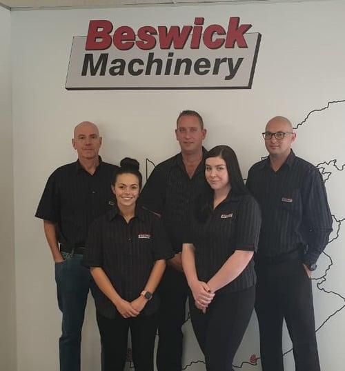 Beswick - Apex in South Africa