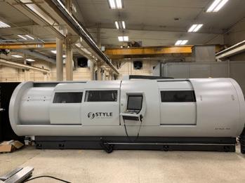 4.5M Full CNC Machine