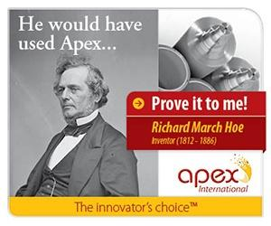 Apex Anilox Quote Hoe